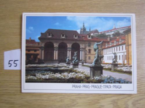 pohlednice prošla praha/55