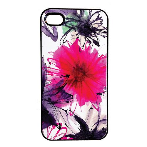 LETNI KVETY - iPhone 4/4S Obal