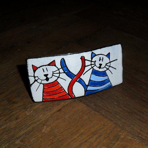 Kočky v triku