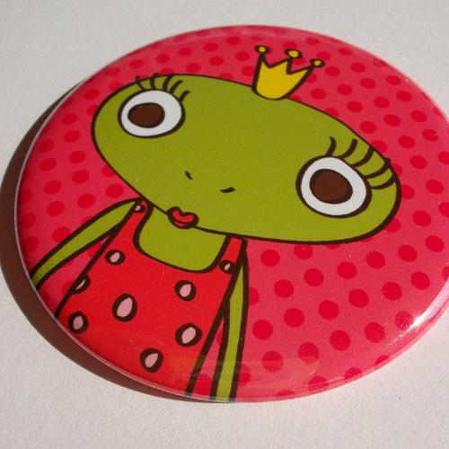 Žabí princezna (zrcátko)