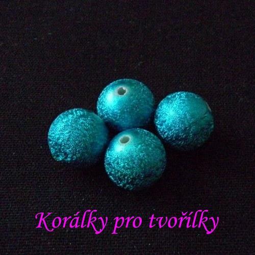 Kuličky modré 4ks/8,- Kč