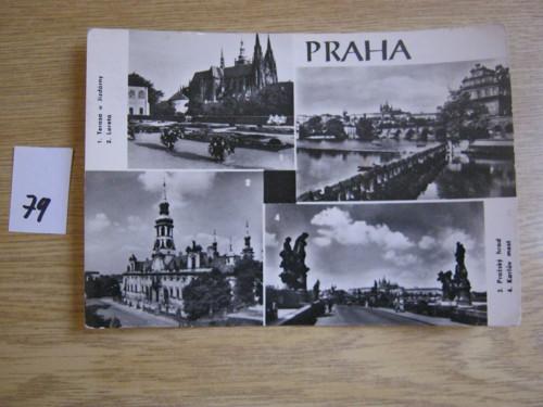 pohlednice prošla praha/79