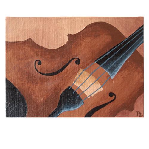 Přežrané housle