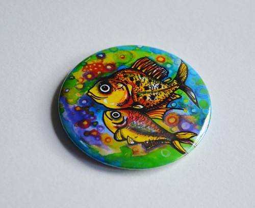 Ryby -zrcátko