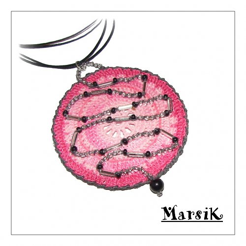 Twister Pink No. 3 SLEVA