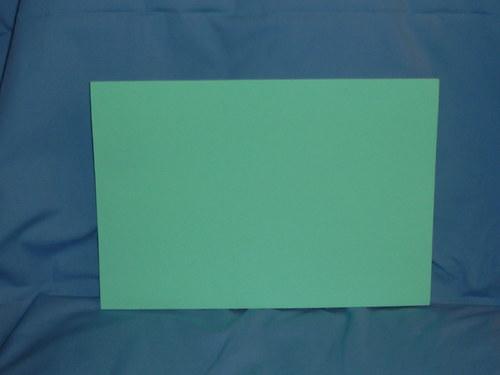 Moosgumi smaragdová - 20x29cm