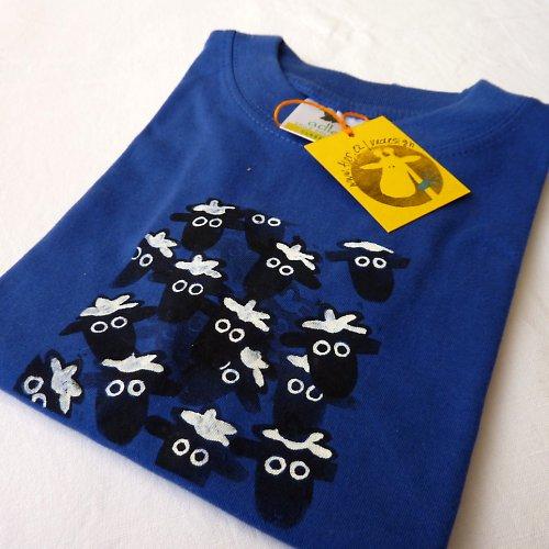 40% SLEVA Dětské triko s ovčími hlavami