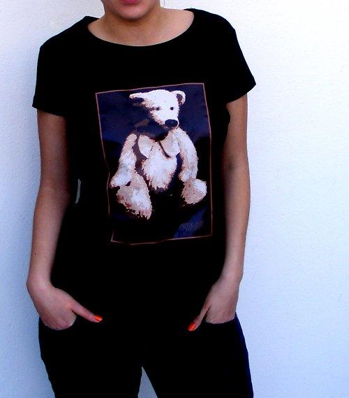 Dámské tričko ,,Teddy´´