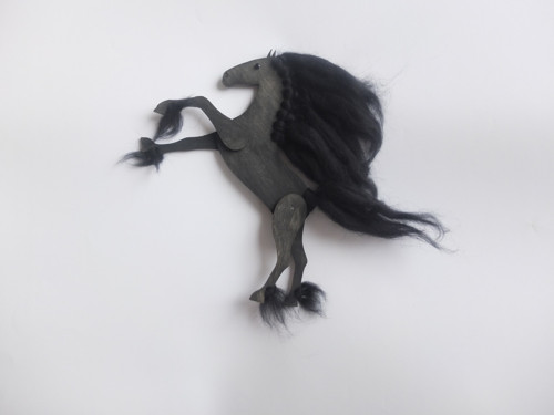 Koník  fríský