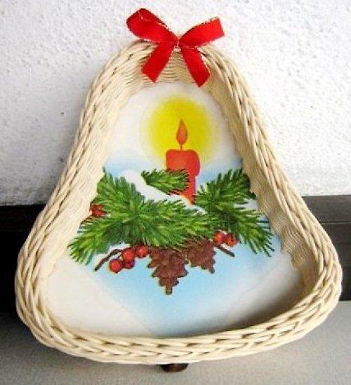 Vánoční košík