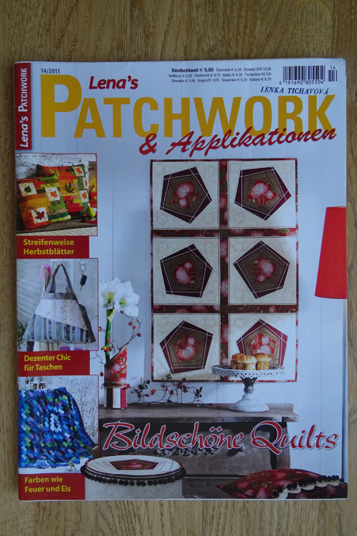 Lena´s Patchwork 14/2011