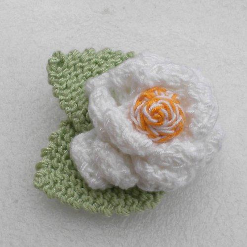 Pletená růže
