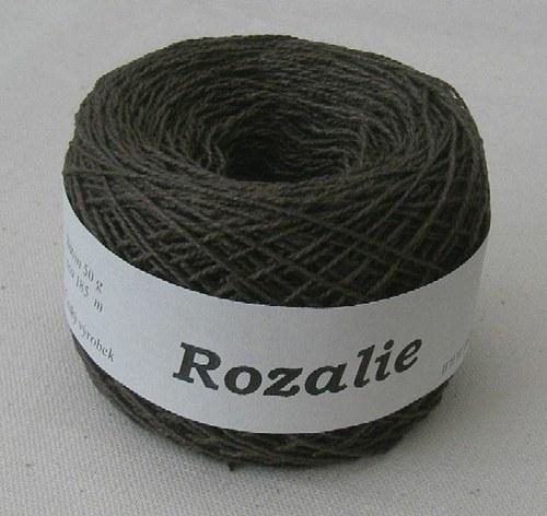 Rozalie - 790 tmavá hnědá