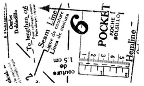 PaperArtsy Mini 20 cling razítko