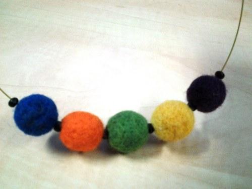 ...barevné kuličkování...II