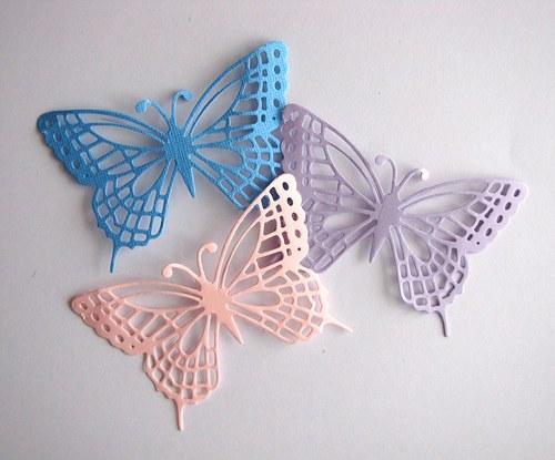Motýl M - 3 ks