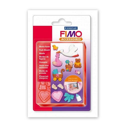 Formy na Fimo / Miminko