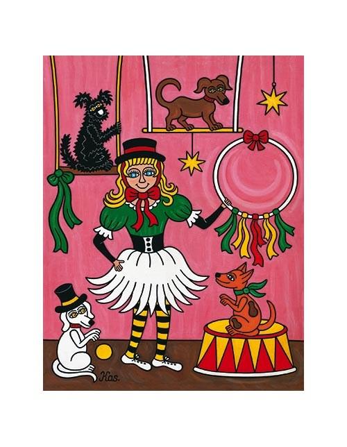 Magnetka - Beruščin psí cirkus