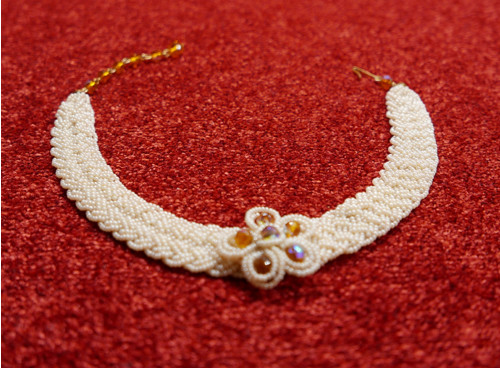 Rokajlový náhrdelník 2