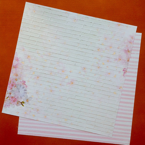 Oboustranný papír 30 x 30 cm,190 g /m2