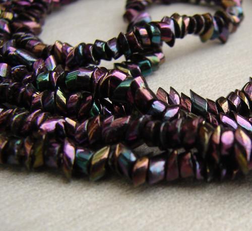 Osmá barva duhy - náhrdelník