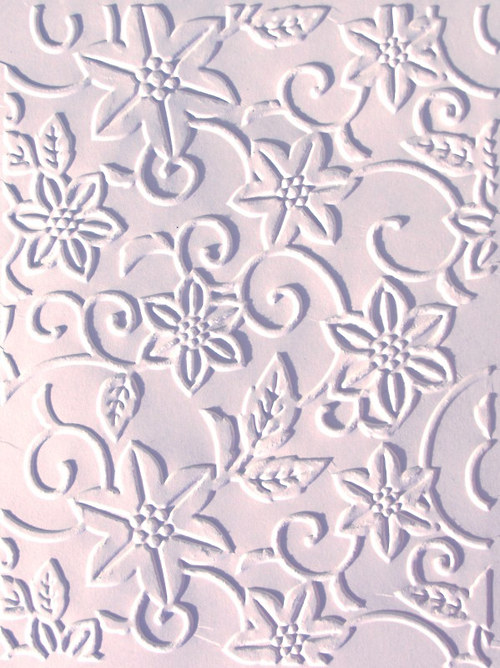 Vánoční hvězdy - stránka A6 - barva podle přání