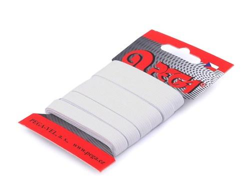 Prádlová guma šíře 5mm, balení 5 m