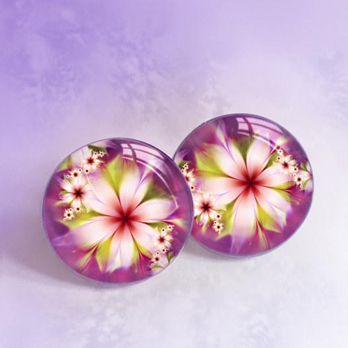 Lilie fialkové