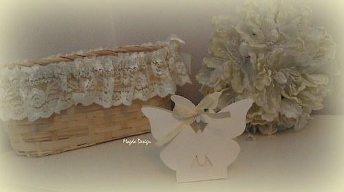 Krabička  Motýlek