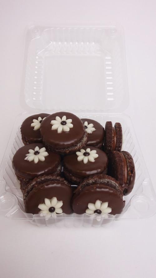 Čoko-dortíčky s nugátem 200 g