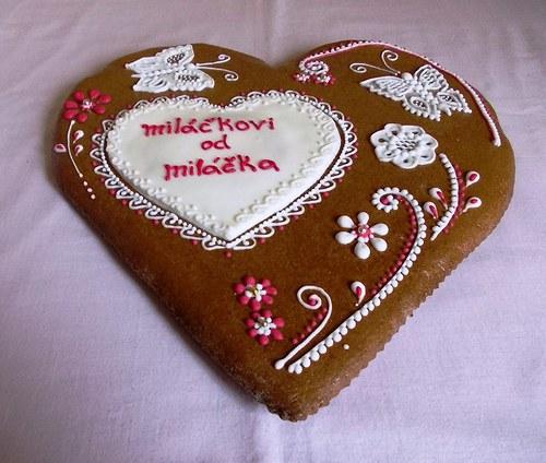 miláčkoví-valentýnské srdce