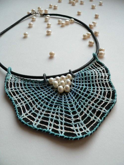 """Šperk \""""Mořská poezie\"""" - SD-SA-012"""