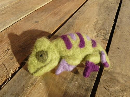 Spona do vlasů Chameleon NA OBJEDNÁVKU