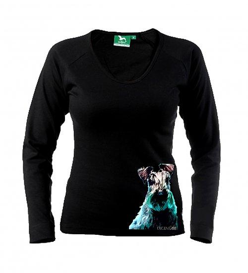 Designové dámské triko ,,OFI,,