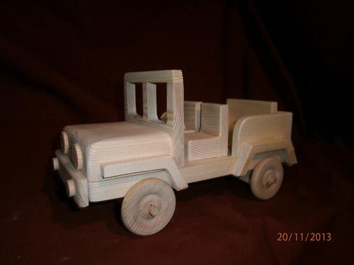 Jeep americké armády