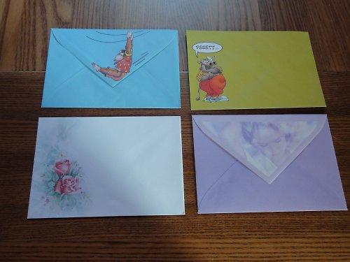 Obálky s obrázky