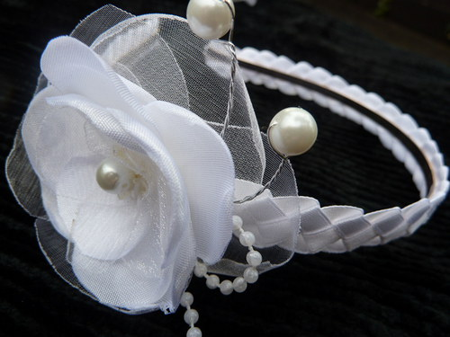 Svatební čelenka