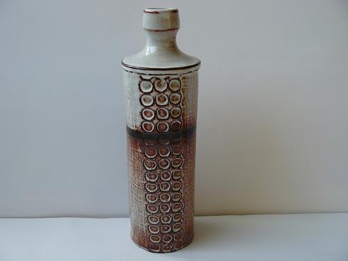 had nebo krokodýl ?... keramická váza z Díla