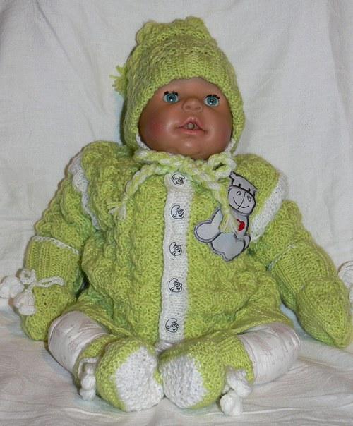kojenecká souprava