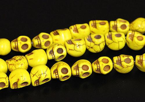 23692-b03 HOWLIT lebky 9mm ŽLUTÉ, bal. 5ks