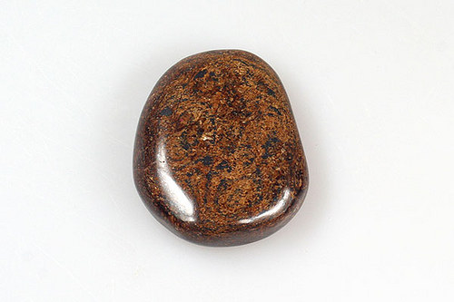 Bronzit 3,8 x 3,2 cm