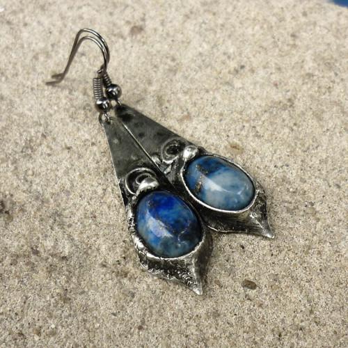 modrá planeta (lapis lazuli )