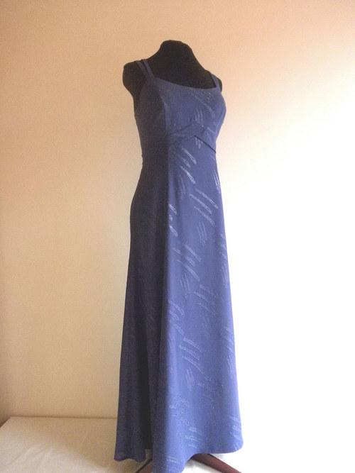 Letní i společenské šaty 128-vel. 44