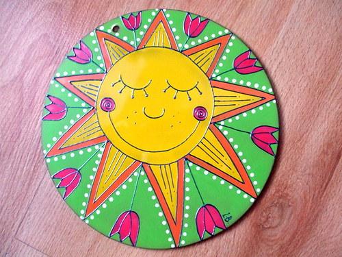 Snící sluníčko :-)