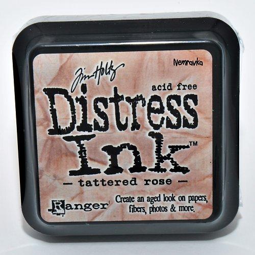 Inkoustový polštářek Distress / Tattered Rose
