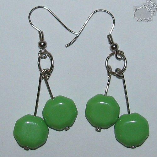 zelené osmiúhelníky
