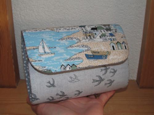 Peněženka - Mořský vánek