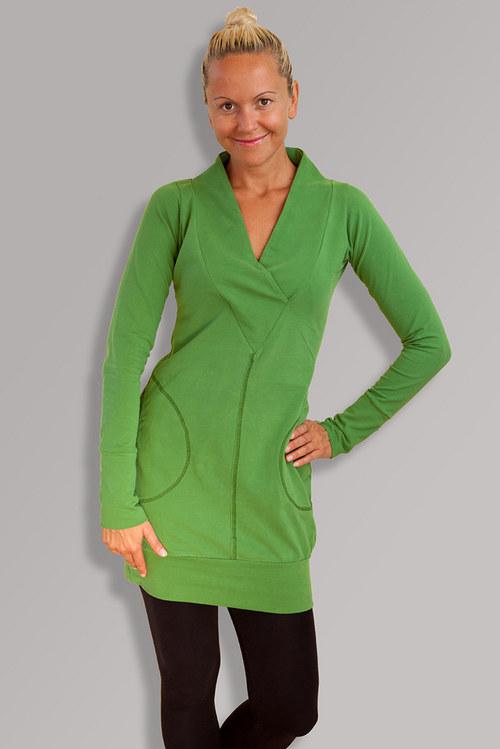 4 Times Square GREEN DRESS