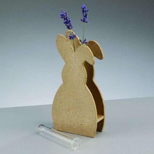 Vázička k dekorování zajíček (2636336)