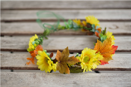 podzimní věneček